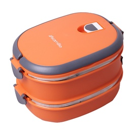 Kamille Lunch Box 1.8L Orange 2109