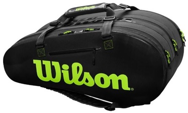 Спортивная сумка Wilson Tour 3 Comp, черный