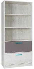 Maridex Rest R07 Shelf White/Gray