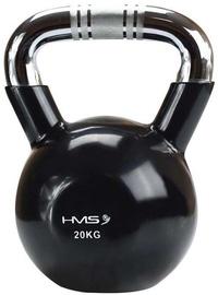 HMS Kettlebell KTC Black 20kg