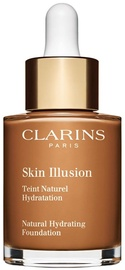 Clarins Skin Illusion Natural Hydrating Foundation SFP15 30ml 117
