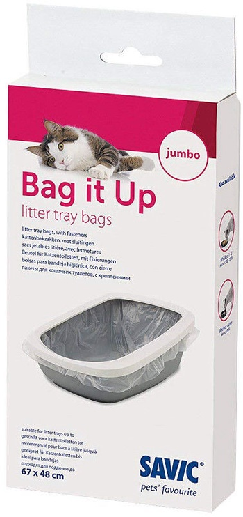 Savic Bag It Up Jumbo 6 pcs