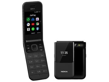 Telefonas Nokia 2720 Juodas