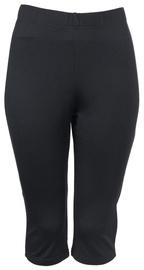 Bars Womens Leggings Black 10 110cm