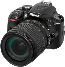 Nikon D3400 18-105mm VR Kit
