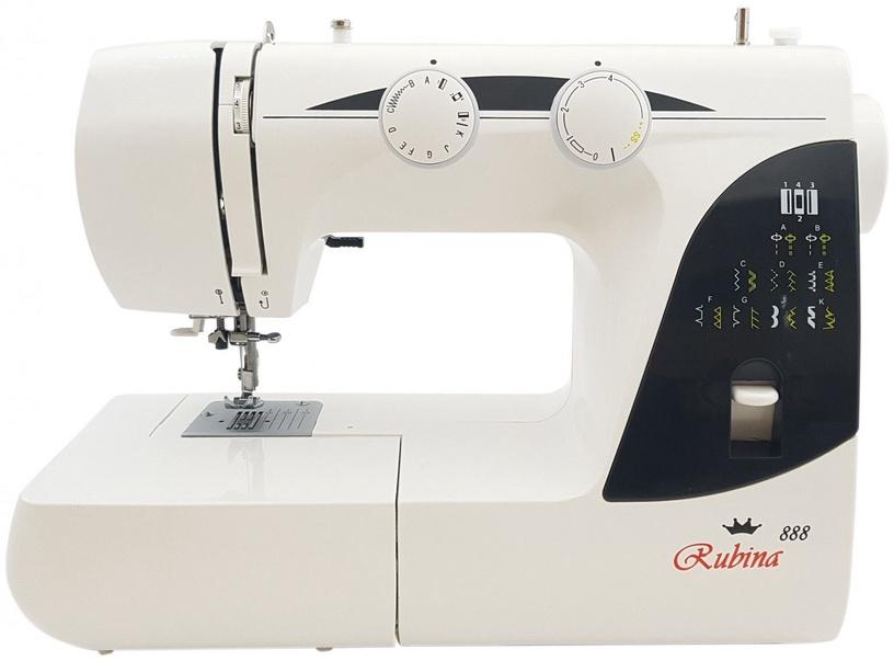 Rubina Sewing Machine 888