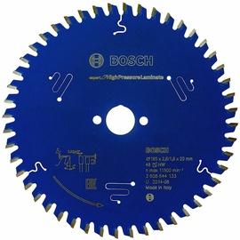 Bosch 2608644133 Circular Saw Blade High Pressure Laminate 165x20mm