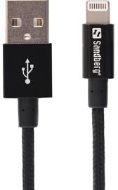 Sandberg Cable USB to Apple Lightning Black 1m
