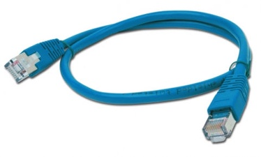 Gembird CAT 6 FTP Patch Cable Blue 0.5m