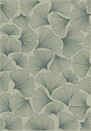 Ковер Domoletti Lineo LIN/9885/3301, зеленый/многоцветный, 170 см x 120 см