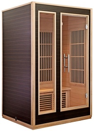 Harvia Radiant Infrared Two Person Sauna