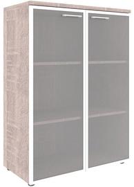 Skyland Xten XMC 85.7 Office Cabinet 85.6x119x43.2cm Sonoma Oak