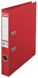 Esselte Folder No1 Power 5cm Red