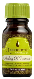 Aliejus plaukams Macadamia Natural Oil Healing Oil Treatment, 10 ml