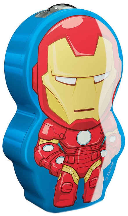 Philips Disney Iron Man LED Flash Light 717673516