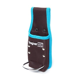 Vagner SD Tool Belt Bag 21.5x19x9.5cm Blue Brown