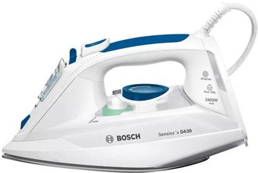 Утюг Bosch TDA302401W, синий/белый