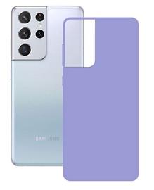 Silikoonist ümbris Ksix Samsung Galaxy S21 Ultra Violet