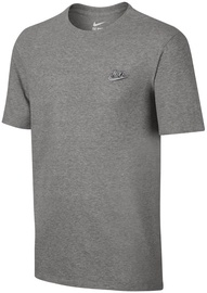 Nike Men's T-Shirt 827021 063 Grey XL