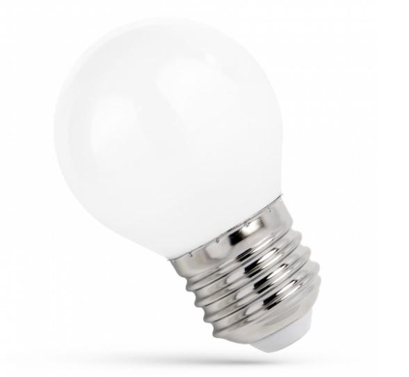 LED lempa Spectrum P45, 4W, E27, 3000K, 400lm