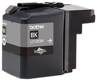 Brother LC12EBK Cartridge Black