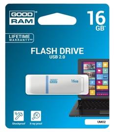 GoodRam UMO2 32GB USB 2.0 Biały