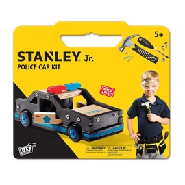 Stanley Jr Police Car Kit