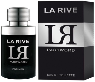 Tualetes ūdens La Rive LR Password 75ml EDT