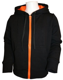 Bars Junior Sport Jacket Black/Orange 41 140cm