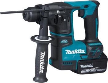 Perforaator Makita DHR171RTJ Cordless Rotary Hammer with 2 Batteries