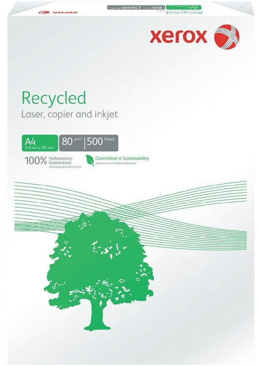 Xerox Recycled Paper A4 500 pages