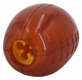 Игрушка для собаки Starmark Treat Dispensing Football M Brown