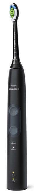 Электрическая зубная щетка Philips ProtectiveClean 4500 HX6830/44, черный/серый