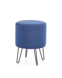 Pufas Halmar Kheops Blue, 30x30x38 cm
