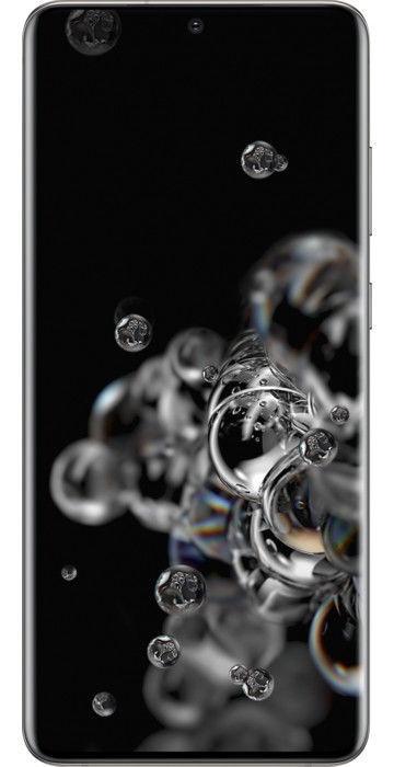 Мобильный телефон Samsung Galaxy S20 Ultra, белый, 12GB/128GB