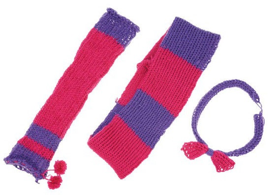 Lena Knitting Set Miley 3-In-1 42004