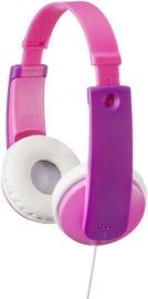 Kõrvaklapid JVC HA-KD7 Pink