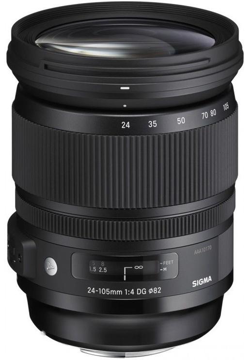 Sigma 24-105mm f/4.0 DG OS HSM for Nikon