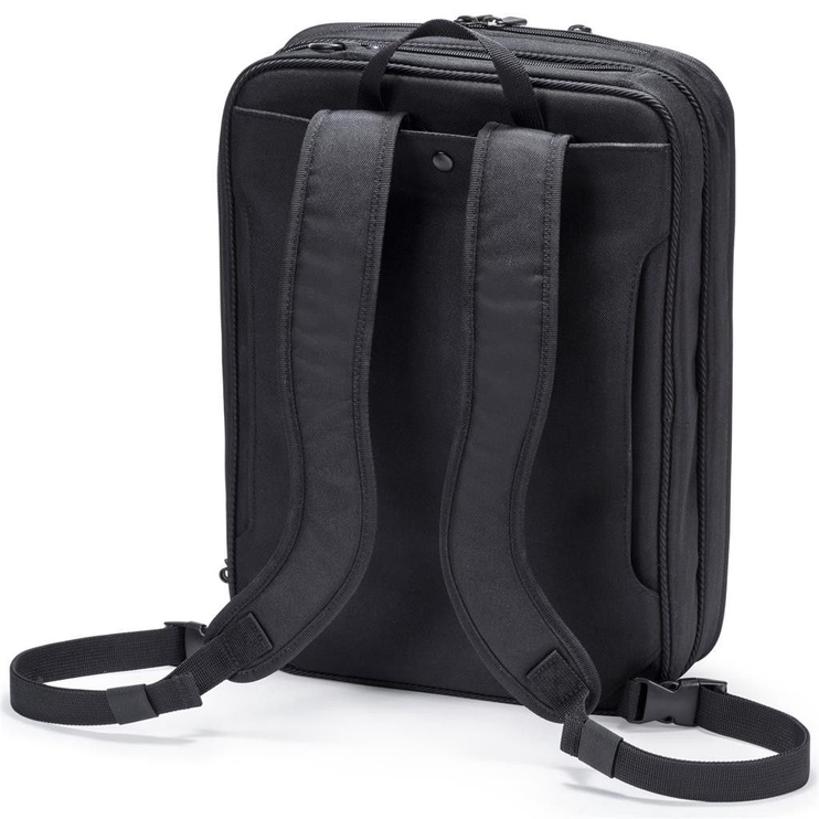 Dicota Top Traveller Dual Eco 14-15.6 Black