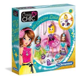 Žaidimas - pakabukų rinkinys Clementoni Crazy Chic 15222