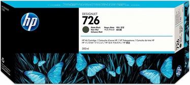 HP 726 DesignJet Ink Cartridge Matte Black