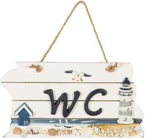 Mājas dekorācija Home4you Beach House WC