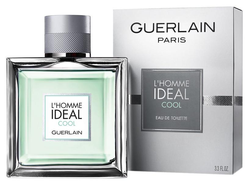 Tualetes ūdens Guerlain L'homme Ideal Cool, 100 ml EDT