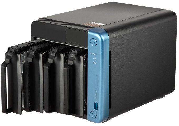 QNAP Systems TS-453Be-4G 4-Bay NAS