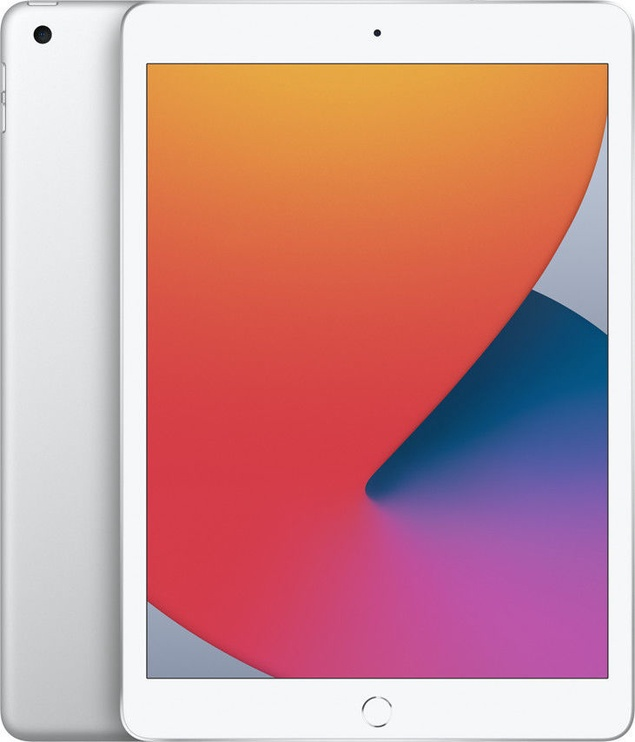 Планшет Apple iPad 8 10.2, серебристый, 10.2″, 3GB/32GB