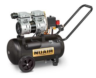 NUAIR Compressor Siltek B2CC2G4NUA 24L 1000W