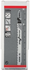 Bosch 2608663753 T 308 B Jigsaw Blades 100pcs