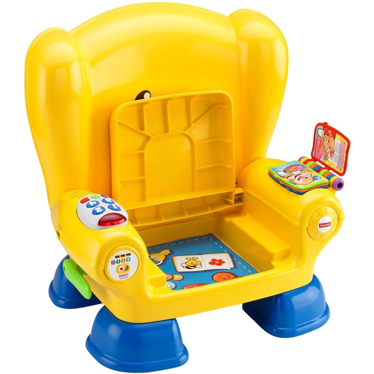 Fisher Price Laugh & Learn Smart Stages Chair Yellow CDF63