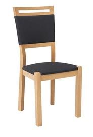 Black Red White Arosa Chair Oak