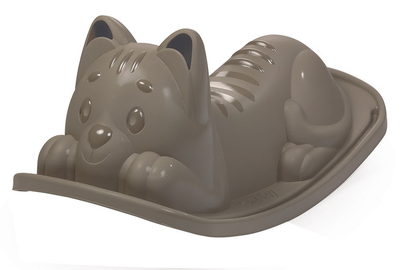 Smoby Toddler Swing Brown Cat